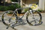 2010 Cervelo R3 SL, Scott Addict R1, Trek Madone 6.9 Pro