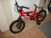 ABD boys bike 16