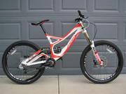 bike 2011 model mountain bike spécialized Demo 8 II
