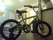 50cm Ben 10 bike